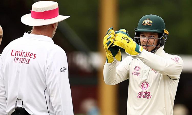 Australia skipper Tim Paine sanctioned for dissent during SCG Test