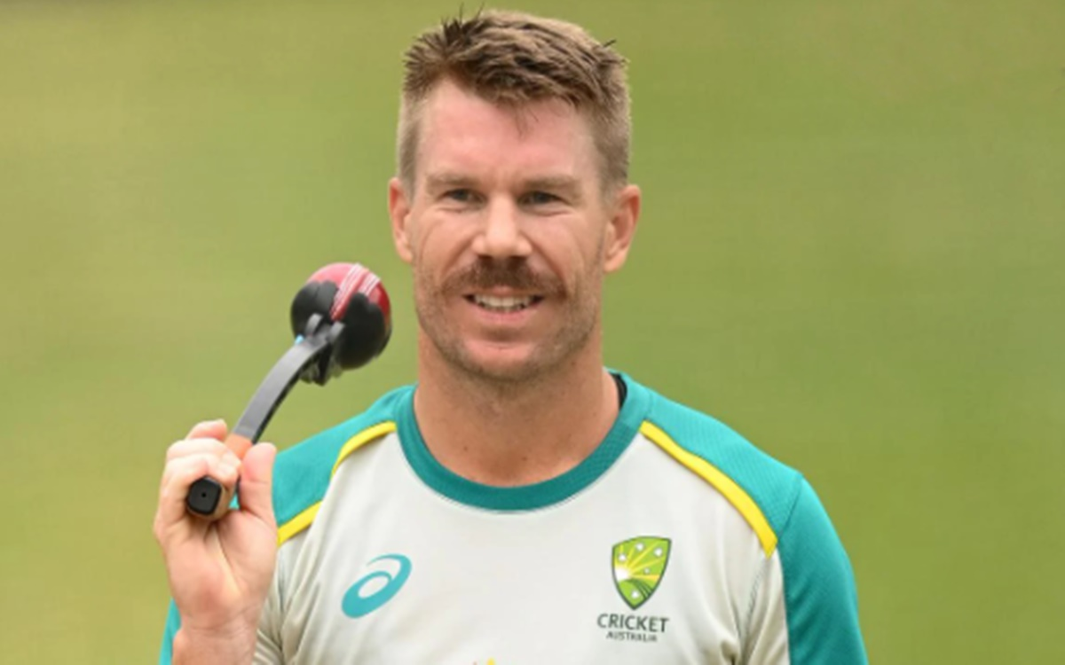 cricket images for Australia vs India david Warner likely to play Sydney Test against india in hindi