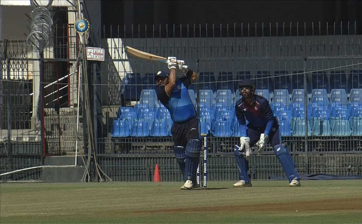 Saurashtra beat Vidarbha by 79 runs in Syed Mushtaq Ali Trophy