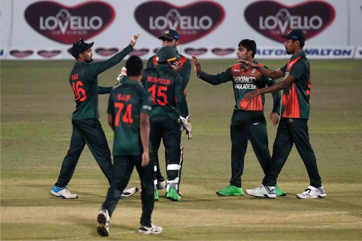 BAN vs WI: Bangladesh Beat west Indies by 120 runs