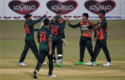 BAN vs WI: Bangladesh Sweep ODI Series 3-0 Against West Indies