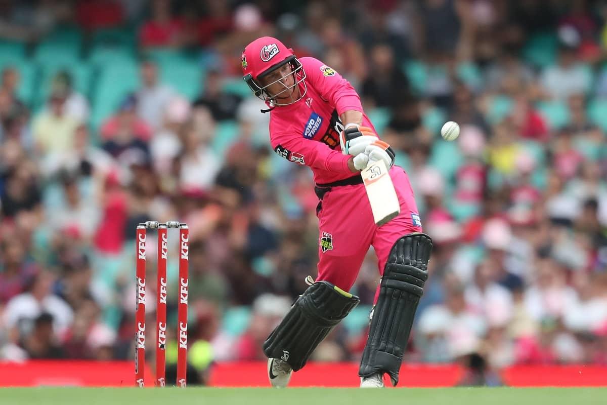 Cricket Image for BBL 10: जोश फिलिप की तूफानी पारी के दम पर सिडनी सिक्सर्स ने पर्थ स्कोर्चर्स को 7 व