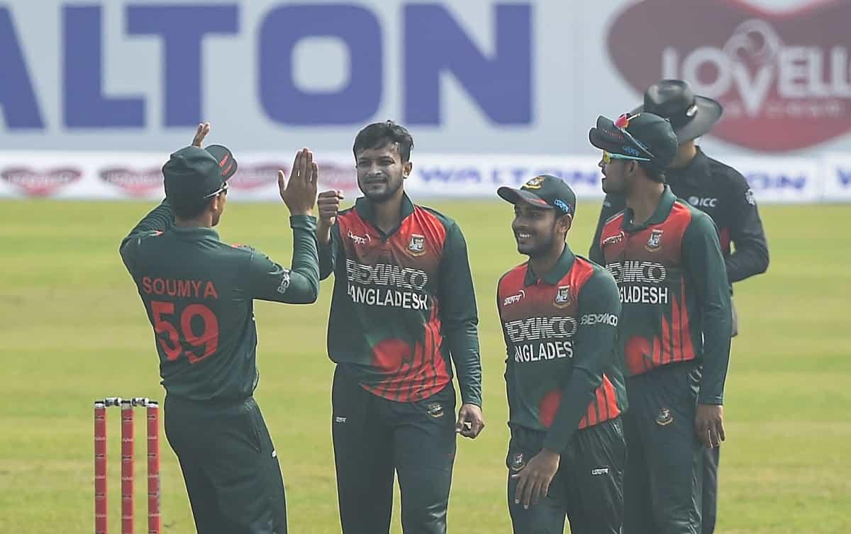 Cricket Image for BAN vs WI: बांग्लादेश ने दूसरे वनडे में वेस्टइंडीज को 7 विकेट से रौंदकर जीती सीरीज
