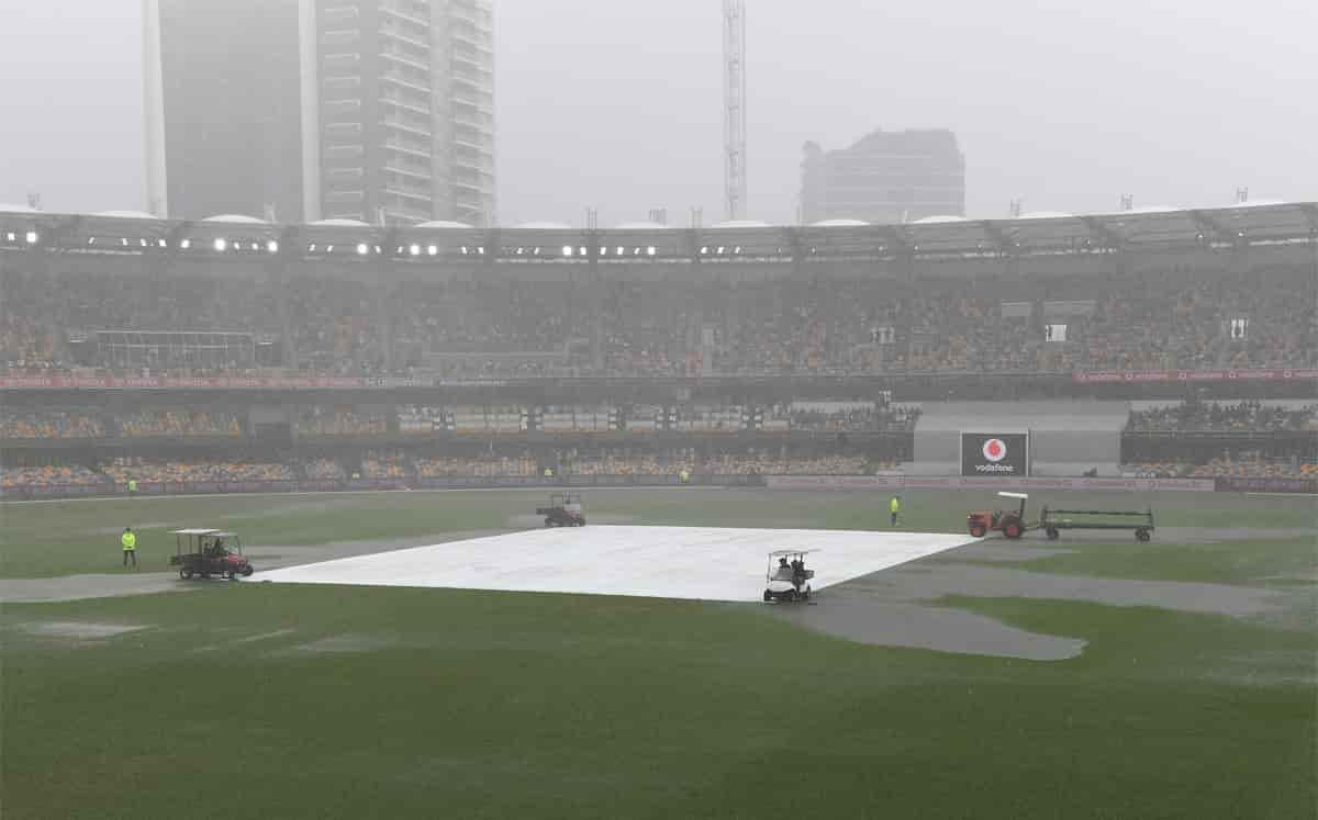 Brisbane Test Australia vs India Day 2 Match Report in Hindi