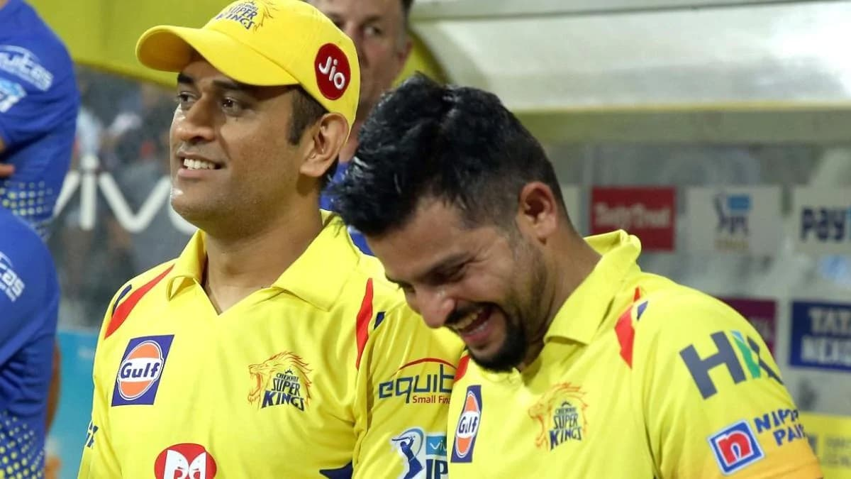 cricket image for CSK to retain Raina; Kedar, Chawla and Vijay's fate hangs in balance