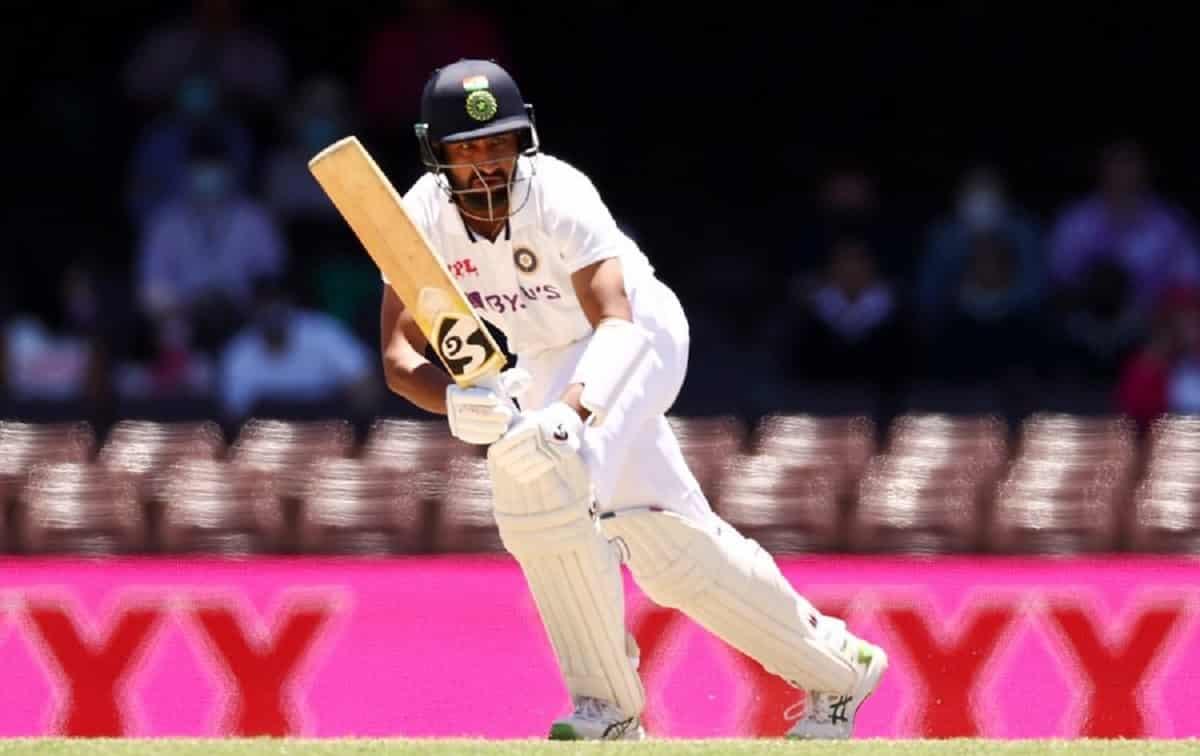 Cheteshwar Pujara hits his slowest Test fifty