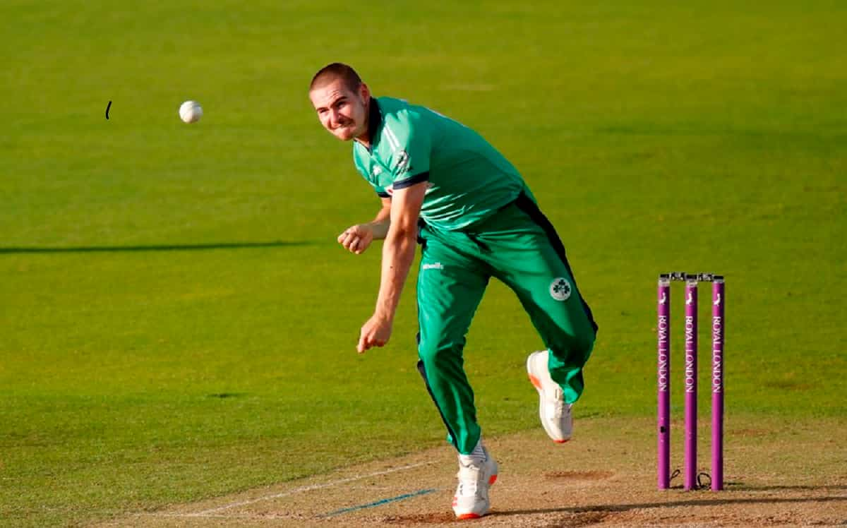 Ireland pacer David Delany out of ODI series against UAE