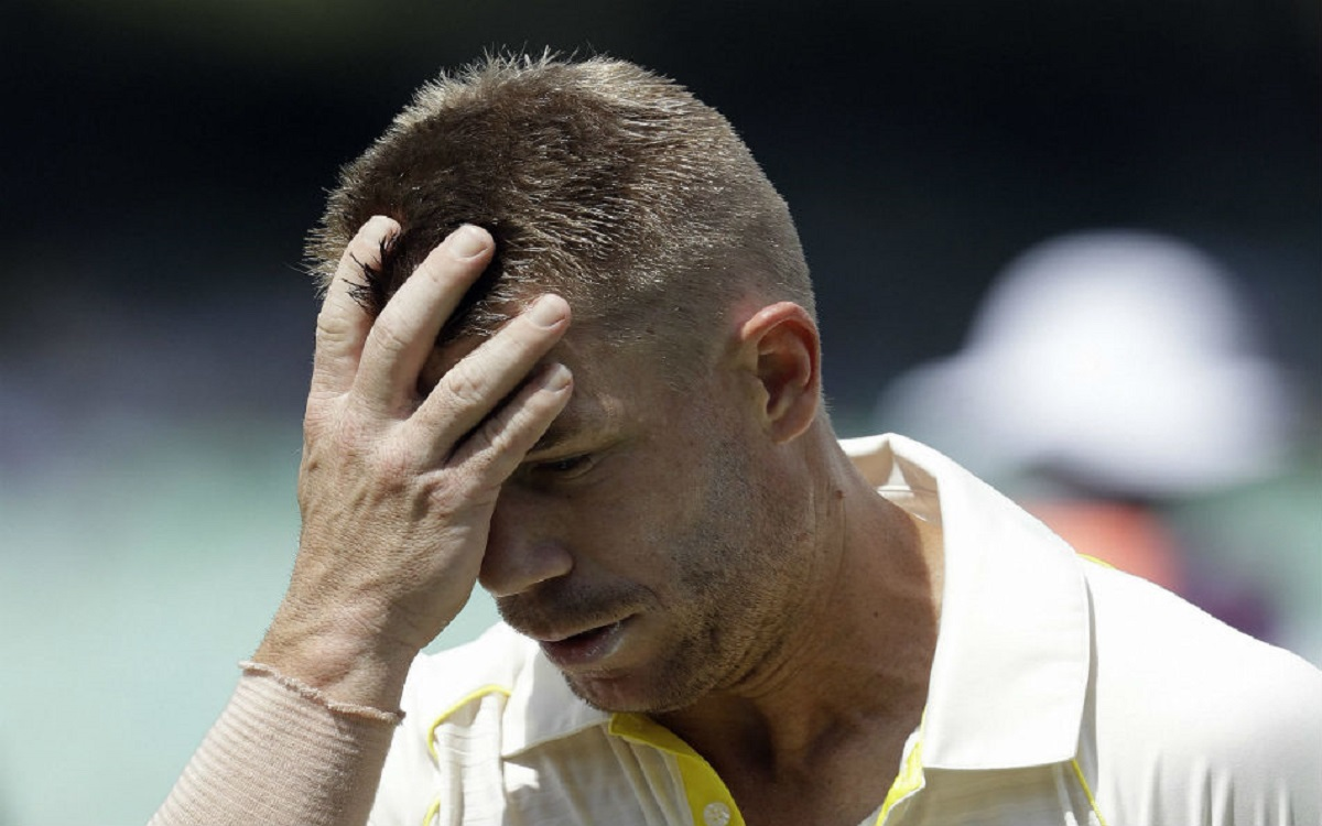 cricket images for David Warner gets trolled by user after he post a funny video on instagram