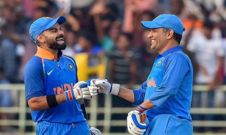 MS Dhoni fan followers becomes the second cricketer after Virat Kohli to get 3 crore Instagram follo
