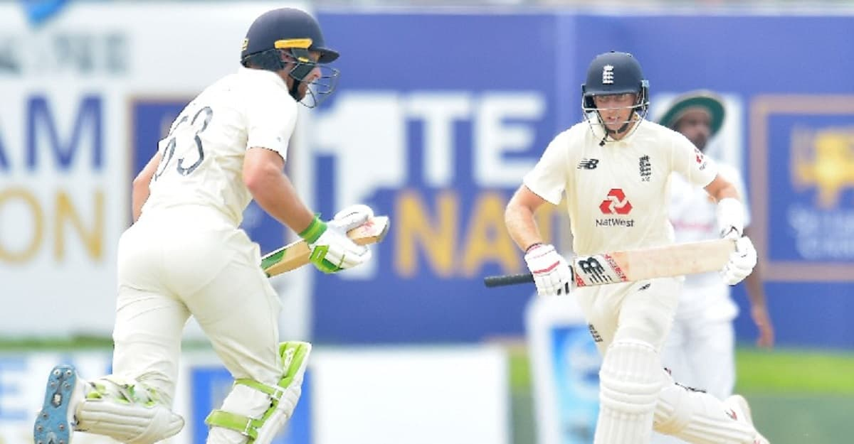 SL vs ENG Sibley And Buttler Steer England To Sri Lanka Test Sweep,