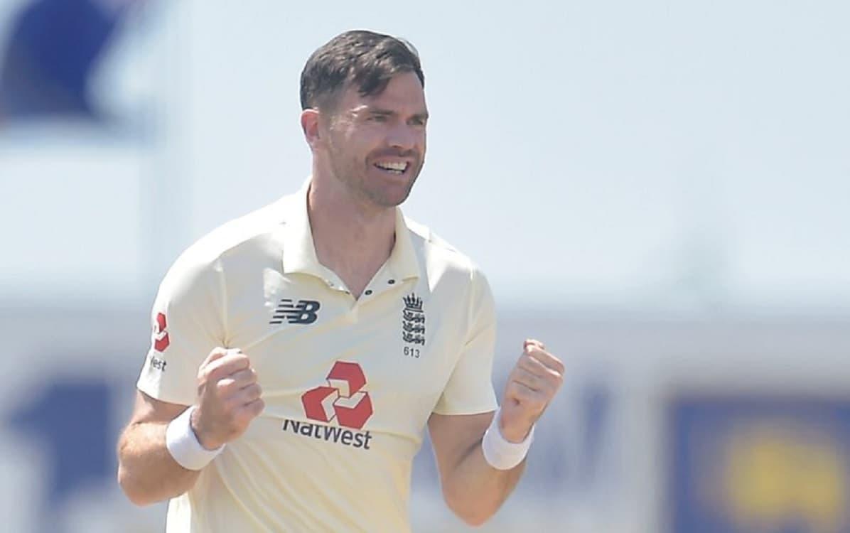 Cricket Image for  जेम्स एंडरसन ने बनाया अनोखा रिकॉर्ड, लगातार 15 साल ऐसा करने वाले दुनिया के पहले त