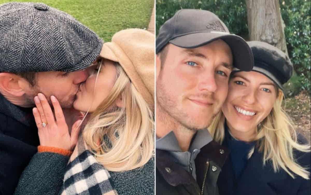 England Cricketer Stuart Broad Announces Engagement With Singer Mollie King in hindi