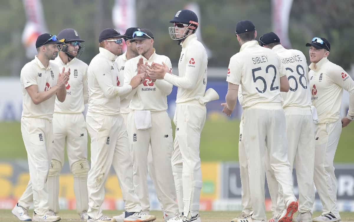 Cricket Image for SL vs ENG: इंग्लैंड ने श्रीलंका की सरजमीं पर लगाया टेस्ट जीत का छक्का, भारत को पछा