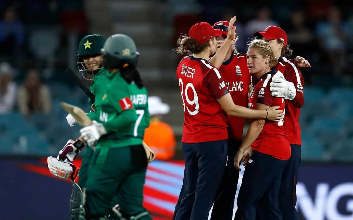 England Women To Tour Pakistan For 1St Time In October