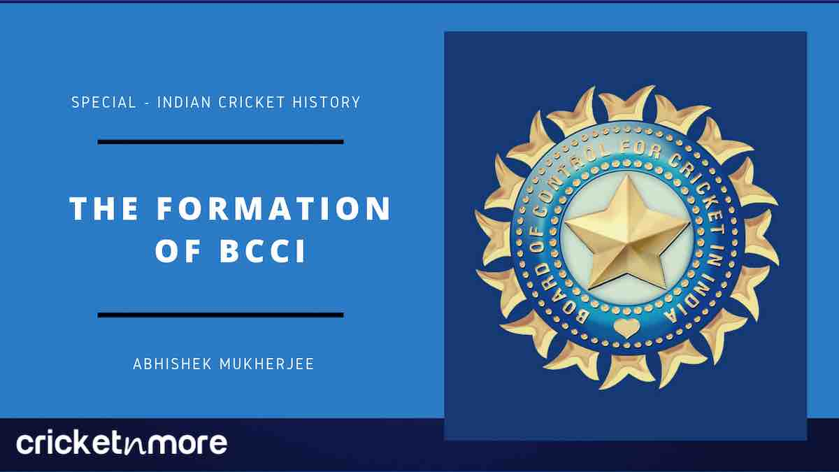 Formation of BCCI
