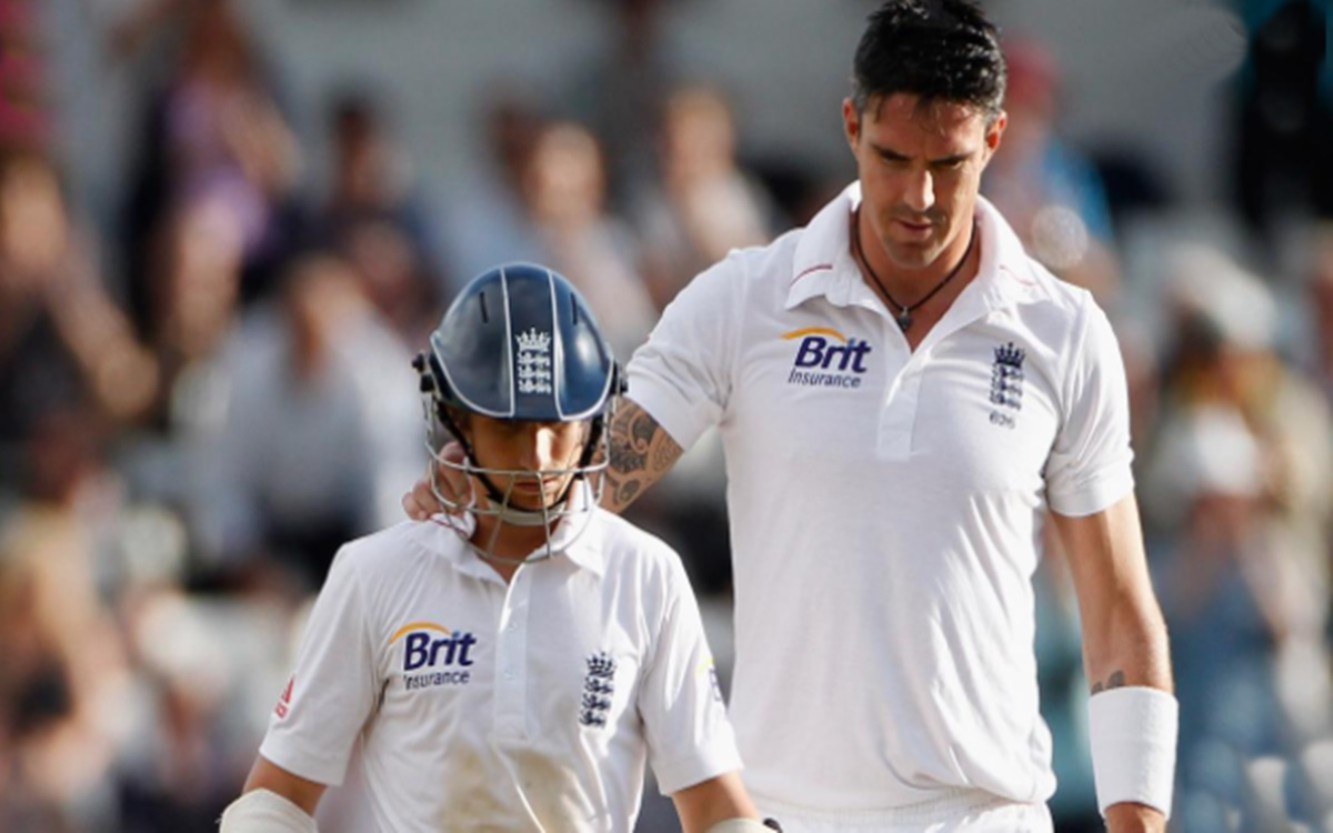 Cricket Image for James Taylor Opens Up About His Relationship With Kevin Pietersen