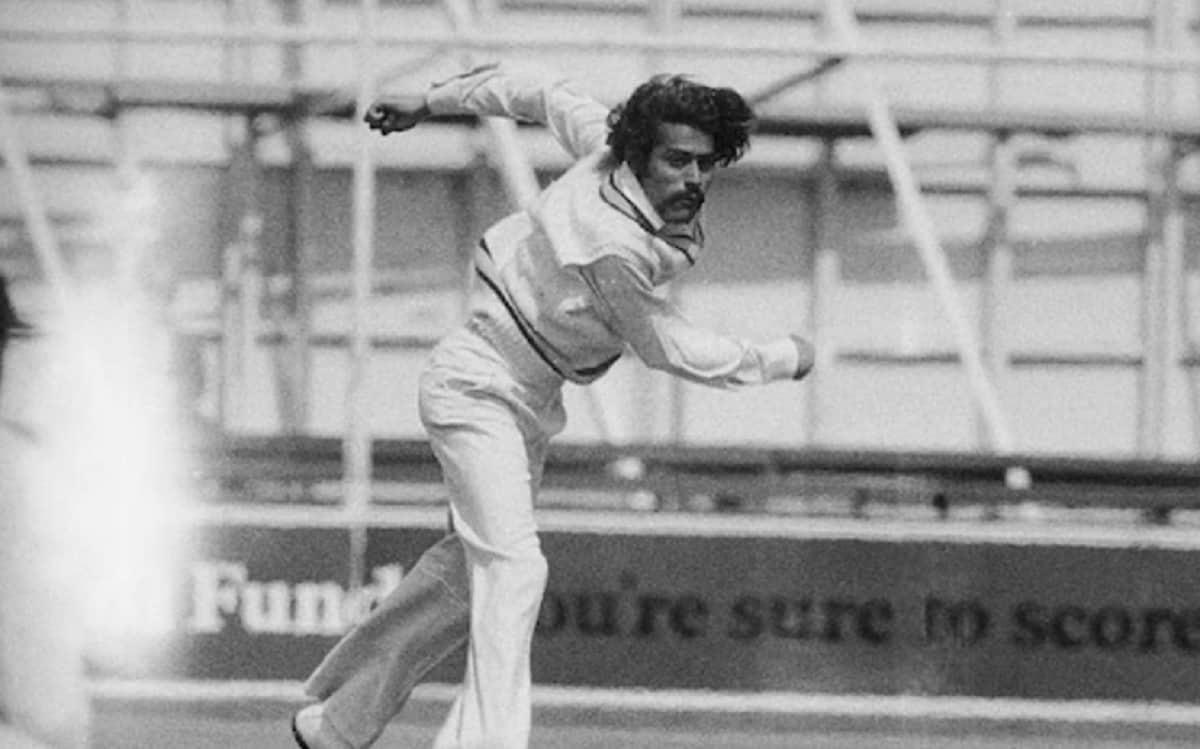 Cricket Image for Former India Leg Spinner Bs Chandrasekhar Stable
