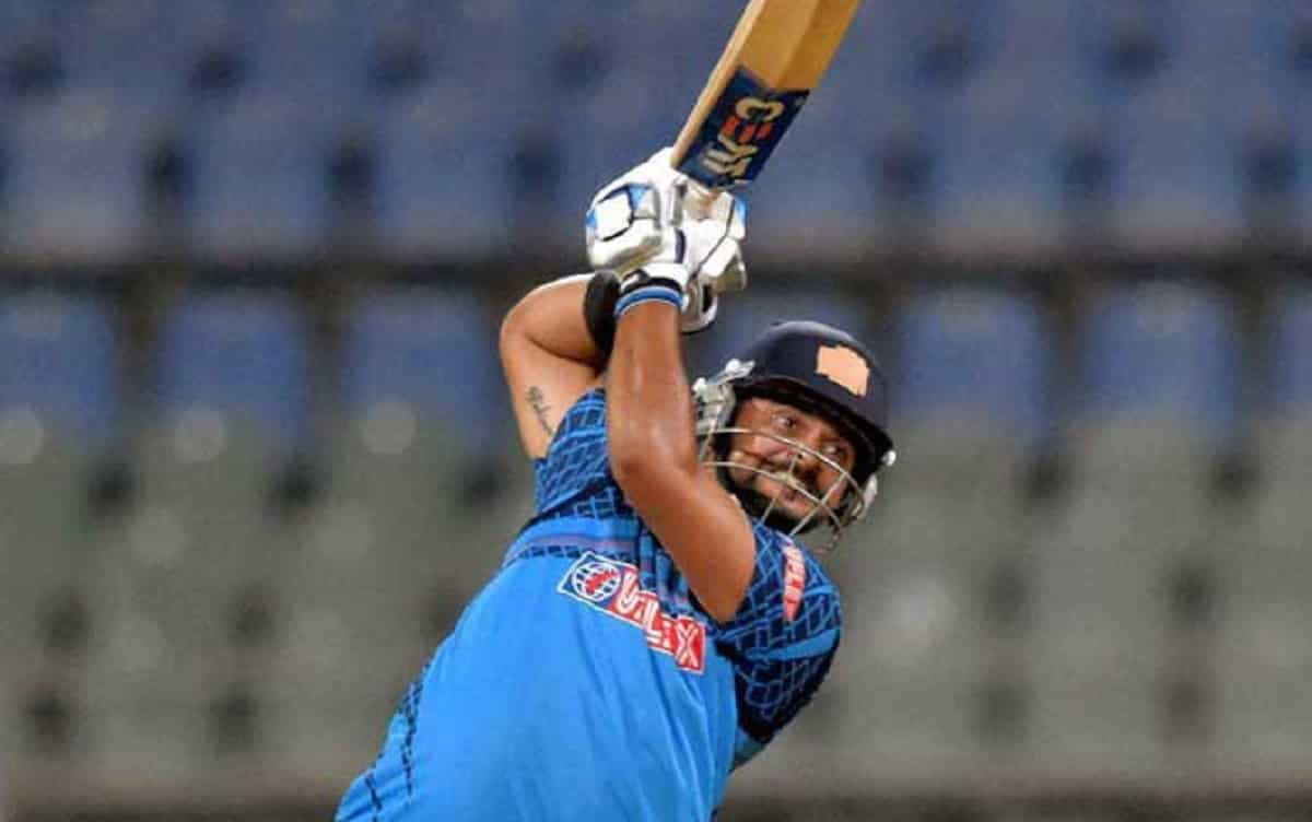 Cricket Image for Syed Mushtaq Ali Trophy 2021: Karnataka Beat Uttar Pradesh By 5 Wickets