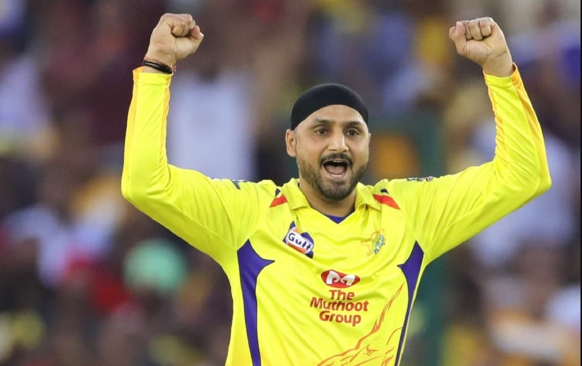 Cricket Image for Spinner Harbhajan Singh Quits Chennai Super Kings Before Ipl 2021 Auction