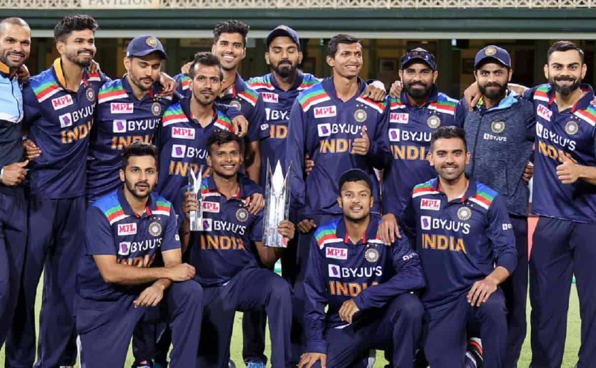 Indian Cricket Team Complete Schedule For 2021