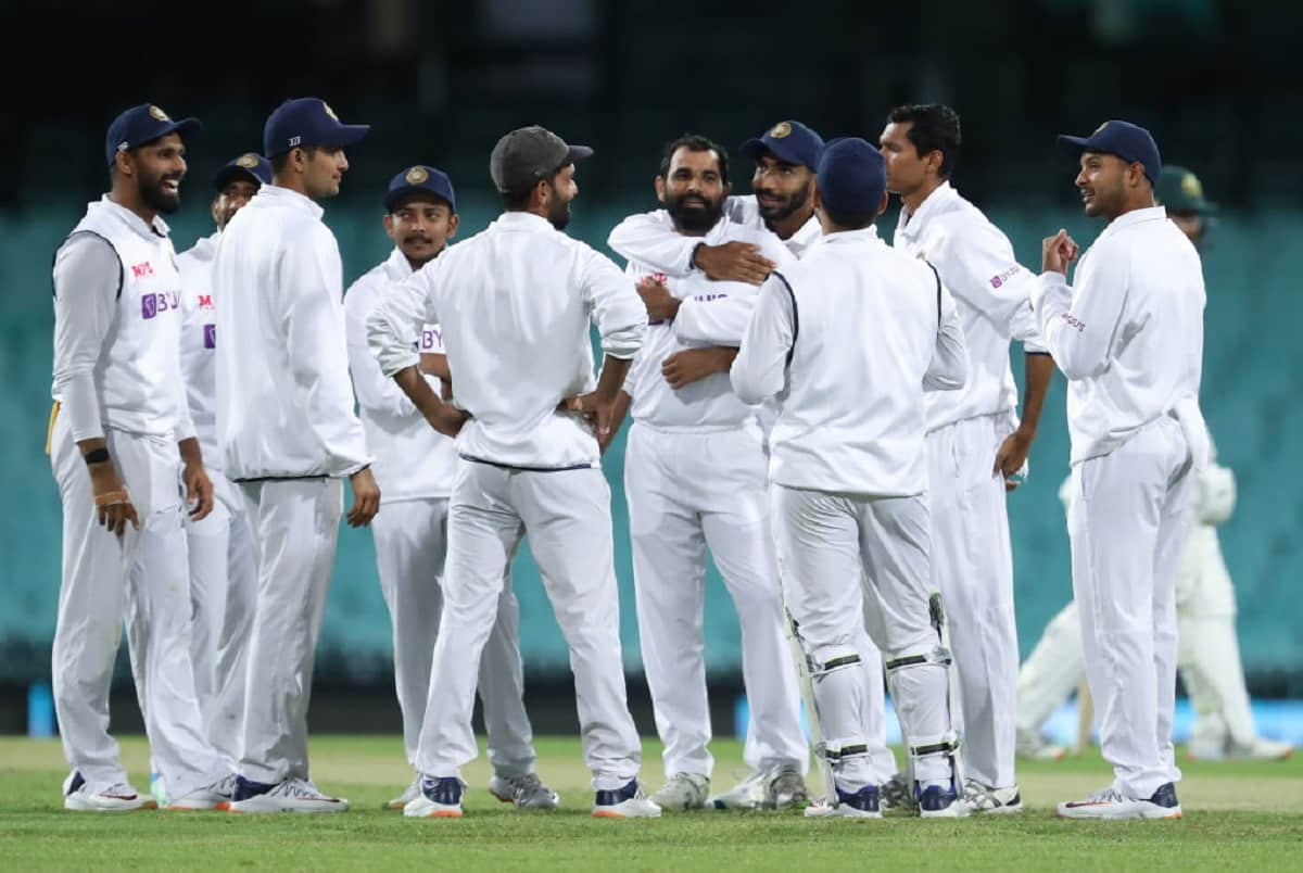AUS vs IND: All Indian Players are tested negative for corona test before Sydney Test