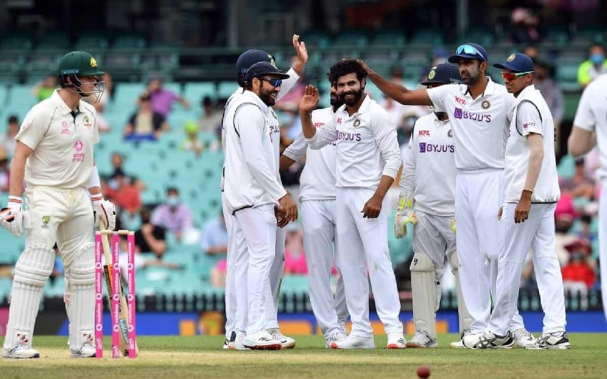 सिडनी टेस्ट: दूसरा दिन रहा स्मिथ, जडेजा और गिल के नाम, टीम इंडिया अच्छी स्थिति में