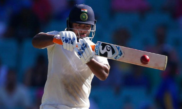India vs Australia rishabh pant likely to bat in second innings