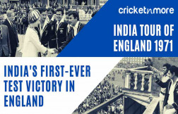 India tour of England 1971