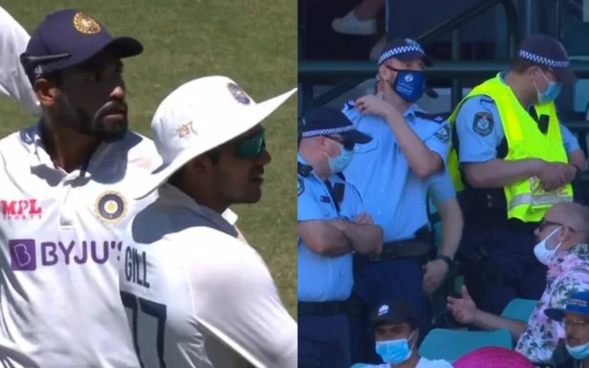 cricket images for Indian fan in Australia opens up about the racial discrimination case