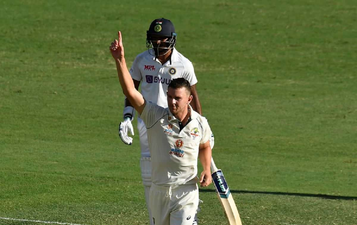 We let them off the hook a little bit says Josh Hazlewood