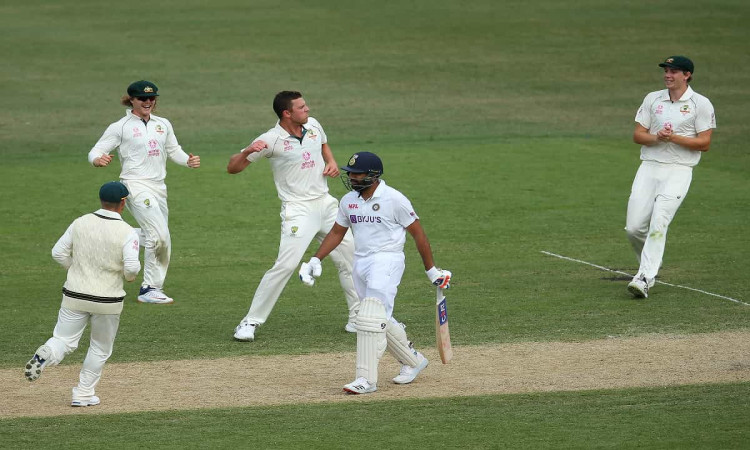 AUS vs IND: Josh Hazlewood takes his 300th international wicket on his 30th birthday and made some u