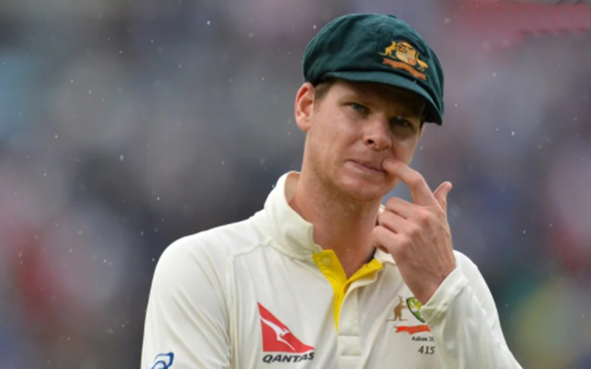 Justin Langer says I dont coach Steve Smith he coaches himself in hindi