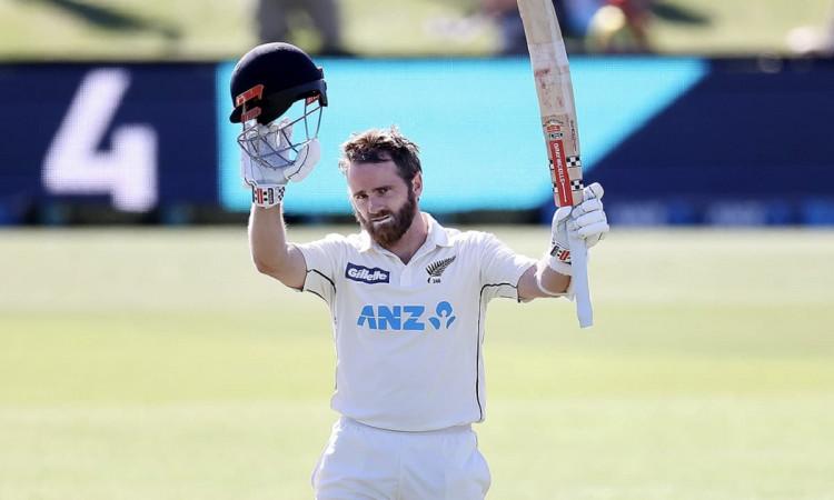 New Zealand skipper Kane Williamson creates history during his 200 against Pakistan