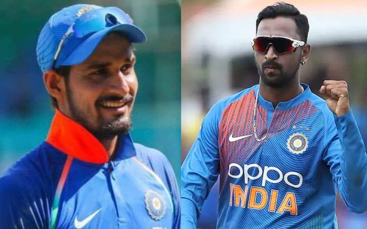 Cricket Image for Baroda Cricket Association Suspends Deepak Hooda For Current Domestic Season