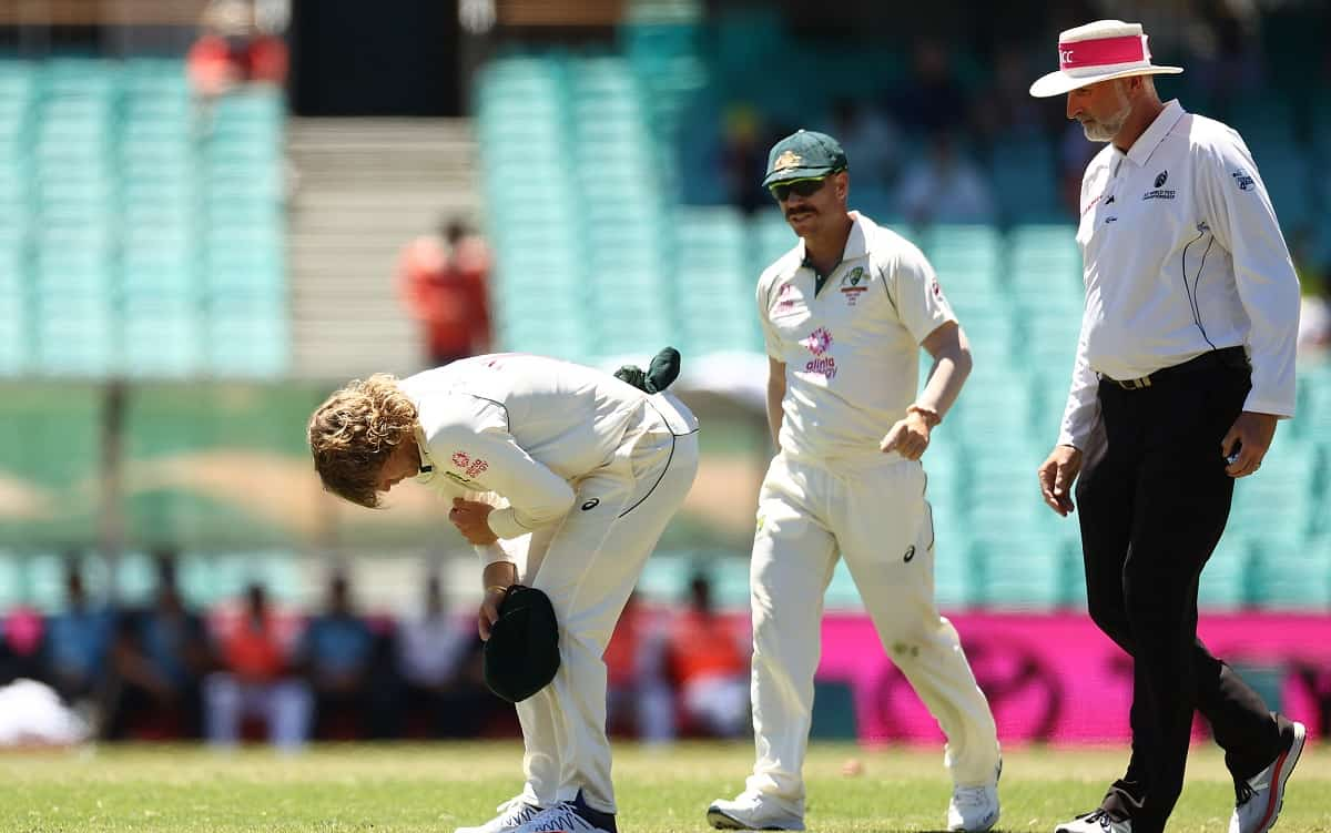Marcus Harris to replace injured Will Pucovski for Brisbane Test vs India