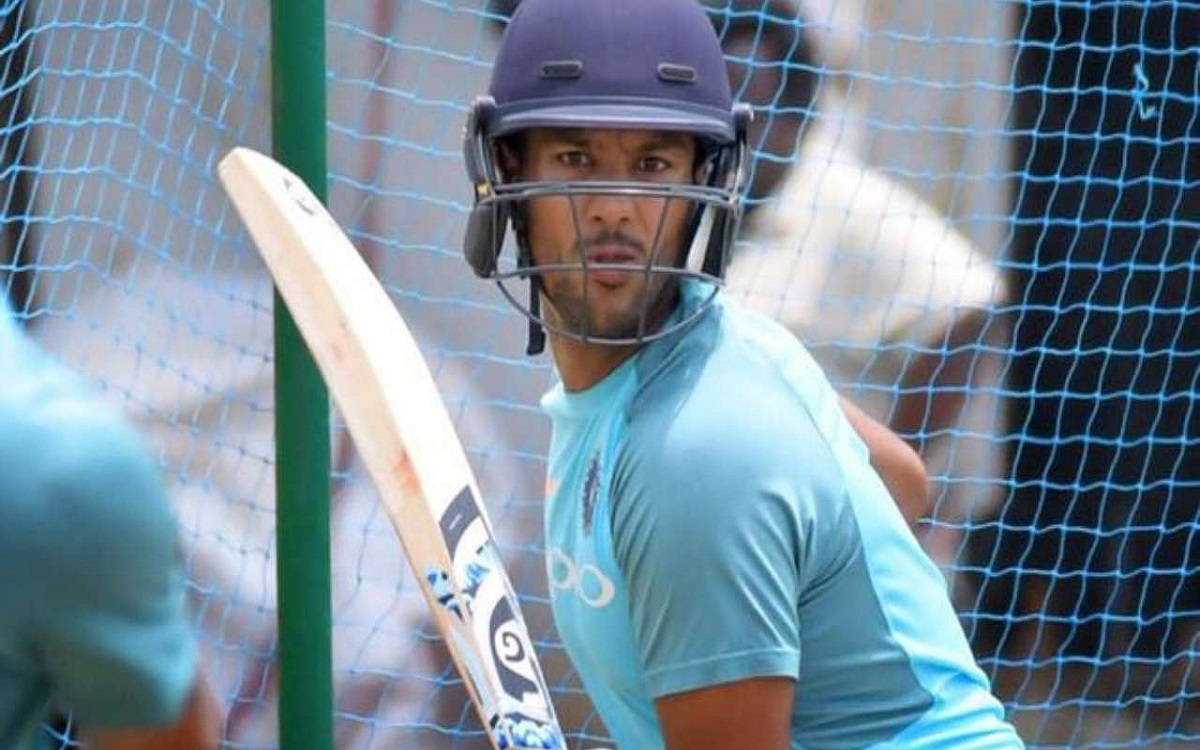 Mayank Agarwal likely to replace Hanuma Vihari also suffered a blow while batting in nets