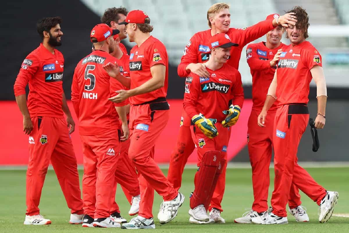 Cricket Image for BBL 10: फिंच की टीम को मिली टूर्नामेंट की चौथी जीत