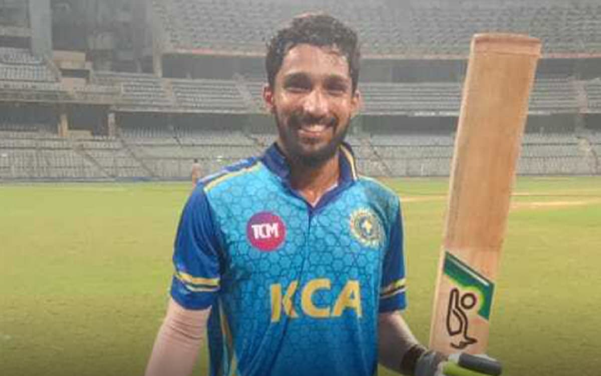 Mohammed Azharuddeen, who scored 37-ball ton, to be rewarded by Kerala Cricket Association