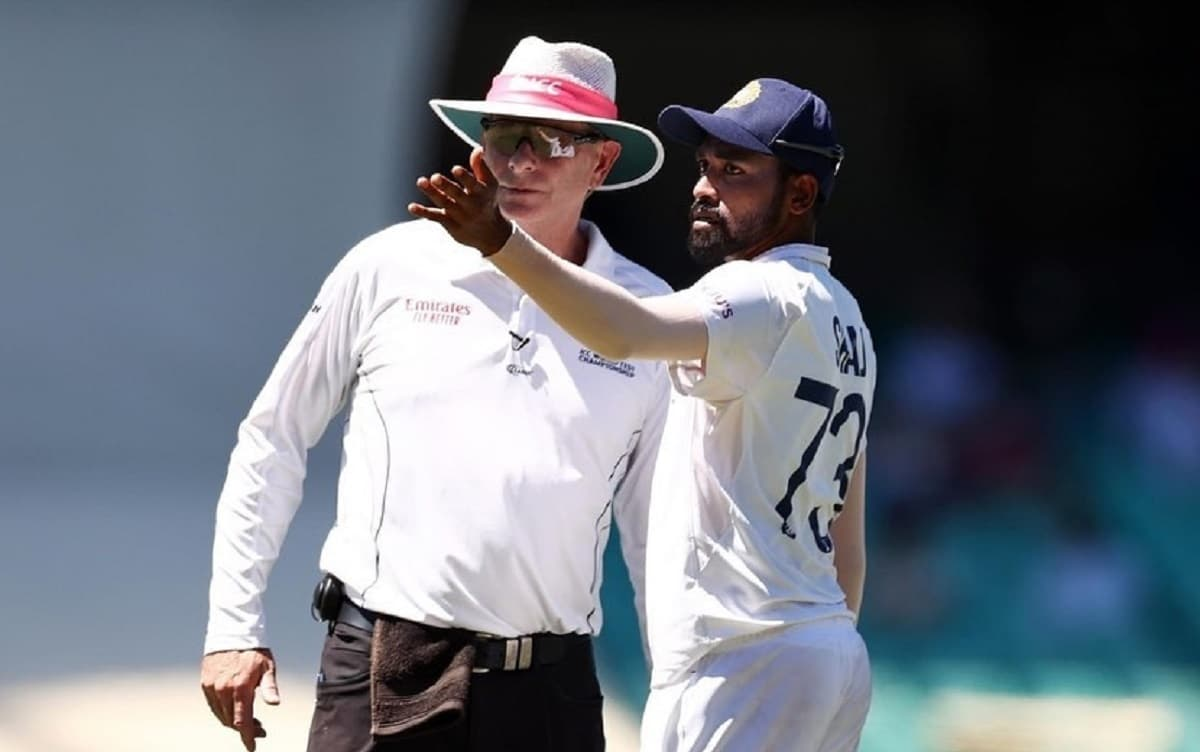 Cricket Image for Team India Players Were Racially Abused At Scg Confirms Cricket Australia in Hindi