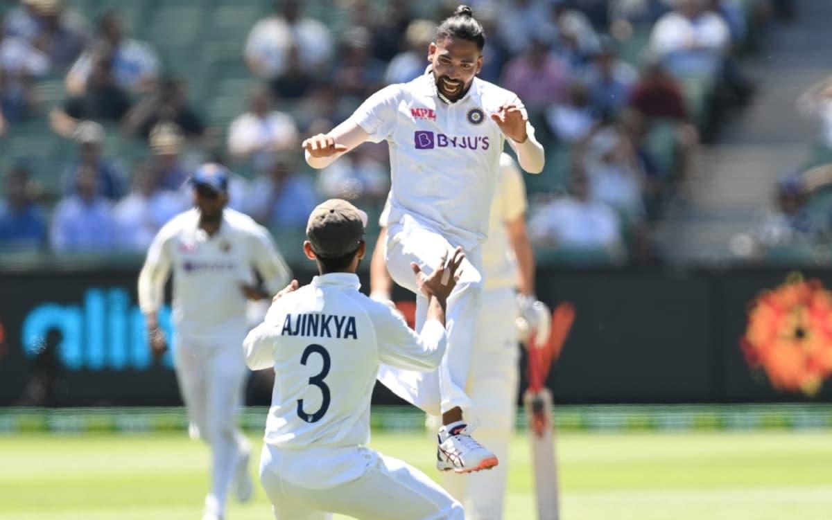 Cricket Image for विराट कोहली- अंजिक्य रहाणे में से कौन है बेहतर कप्तान,मोहम्मद सिराज ने दिया ये जवा