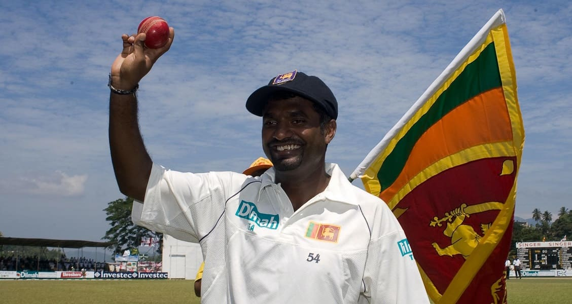 Muralitharan Named The Bowler Who Can Break His 800 Test Wickets Record