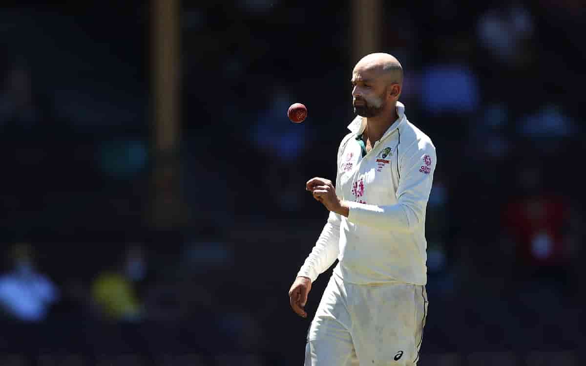 Nathan Lyon becomes just the 13th Australian to play 100 Test matches
