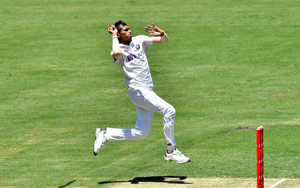 Cricket Image for Brisbane Test: टीम इंडिया को एक और झटका, नवदीप सैनी चोट को लेकर बीसीसआई ने दी बड़ी