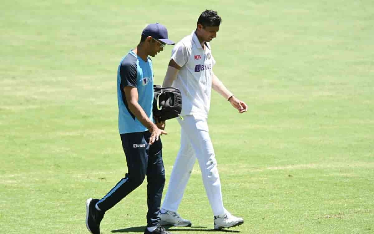 Team India pacer Navdeep Saini has now gone for scans