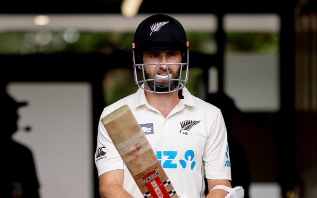 Kane Williamson's double ton put New Zealand in driver's seat against Pakistan