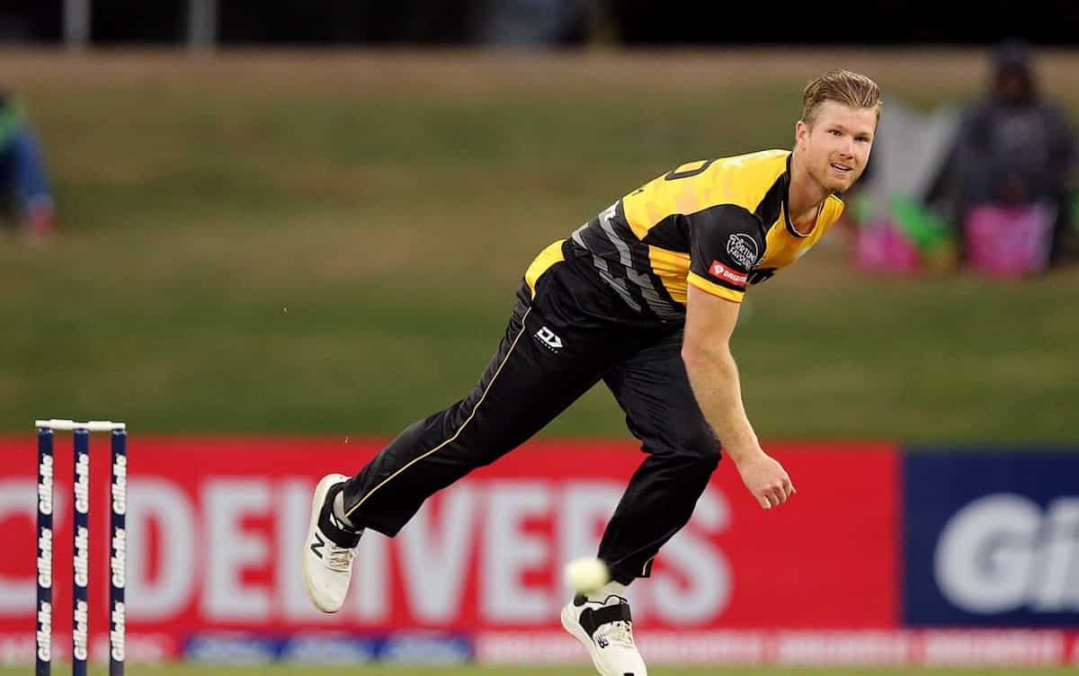 James Neesham Undergoes Surgery For Compound Dislocation On Finger