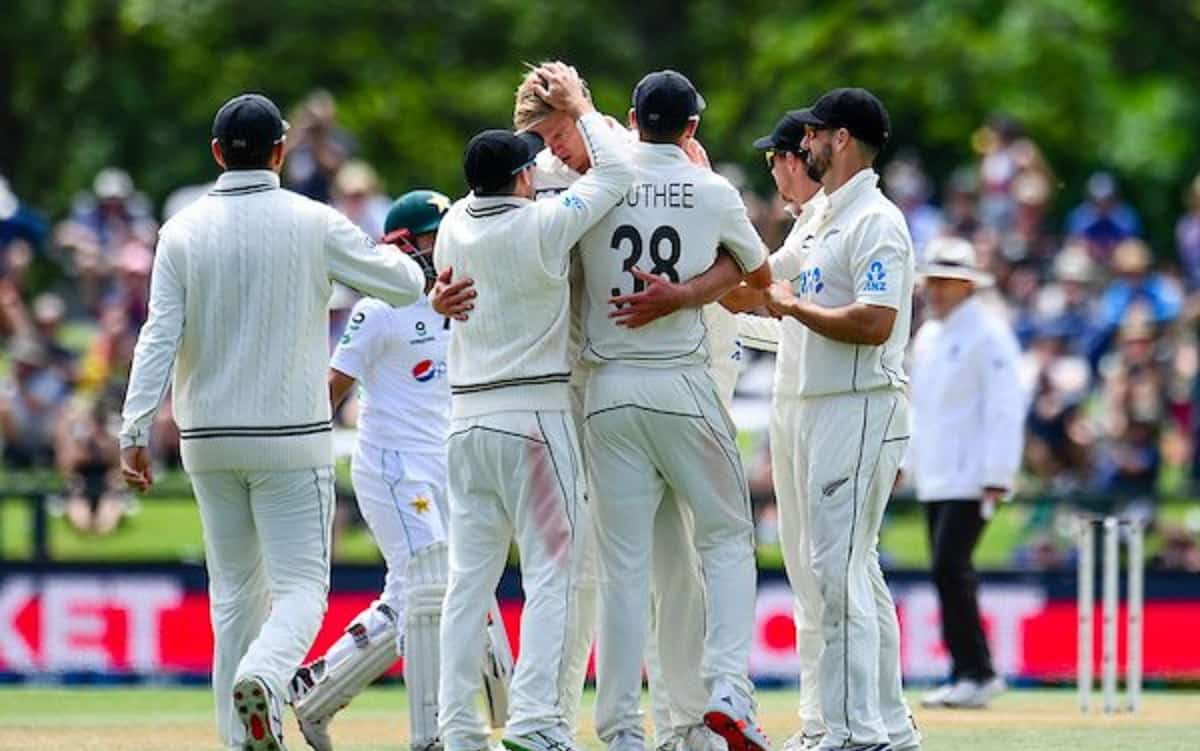 New Zealand become the World No.1 Test team for the first time ever