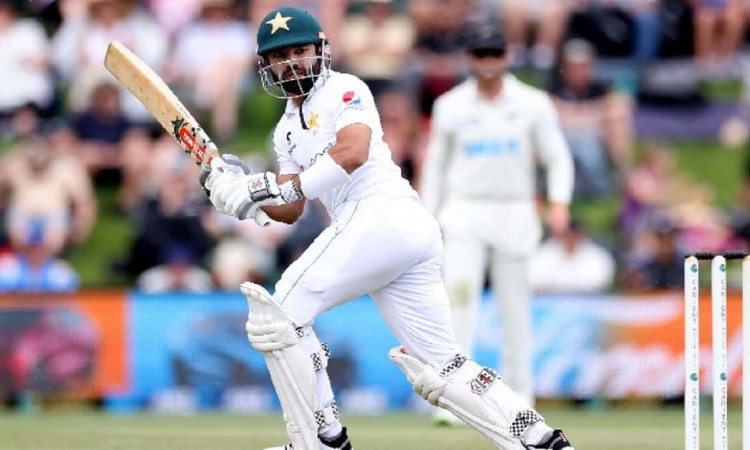 Mohammad Rizwan is the ONLY Pakistani to score five consecutive half-centuries batting in SENA