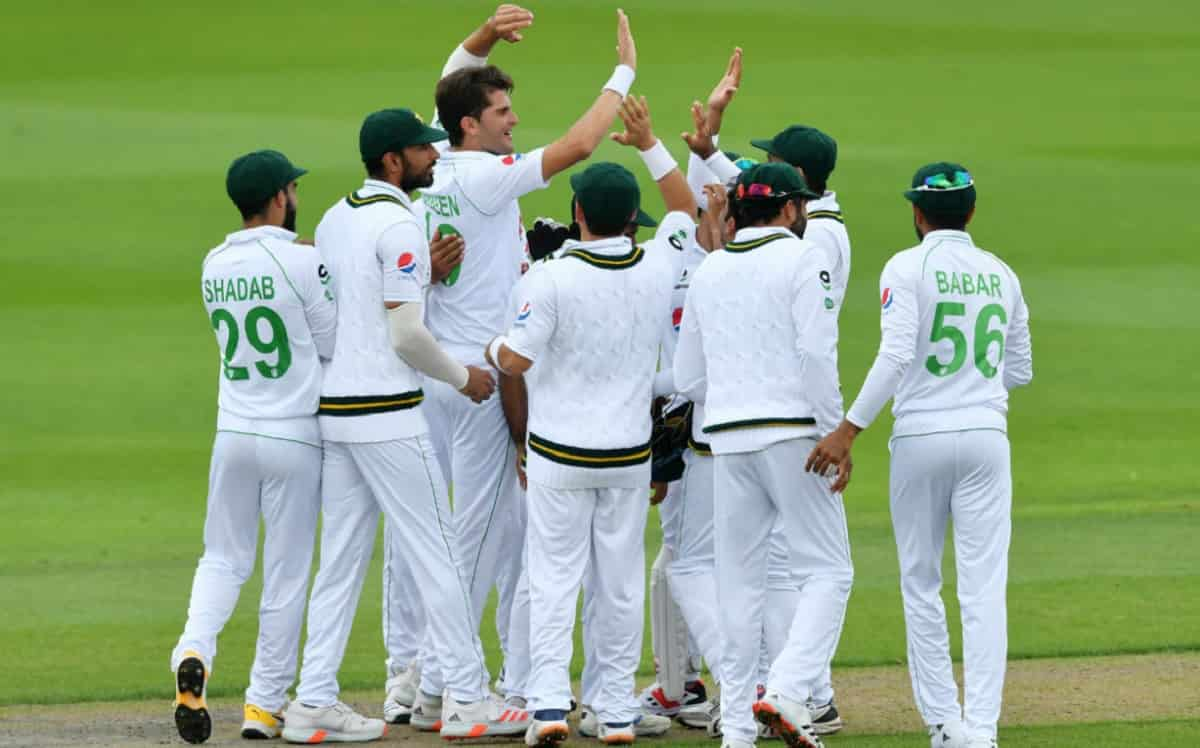 Pakistan Squad for first test vs South Africa