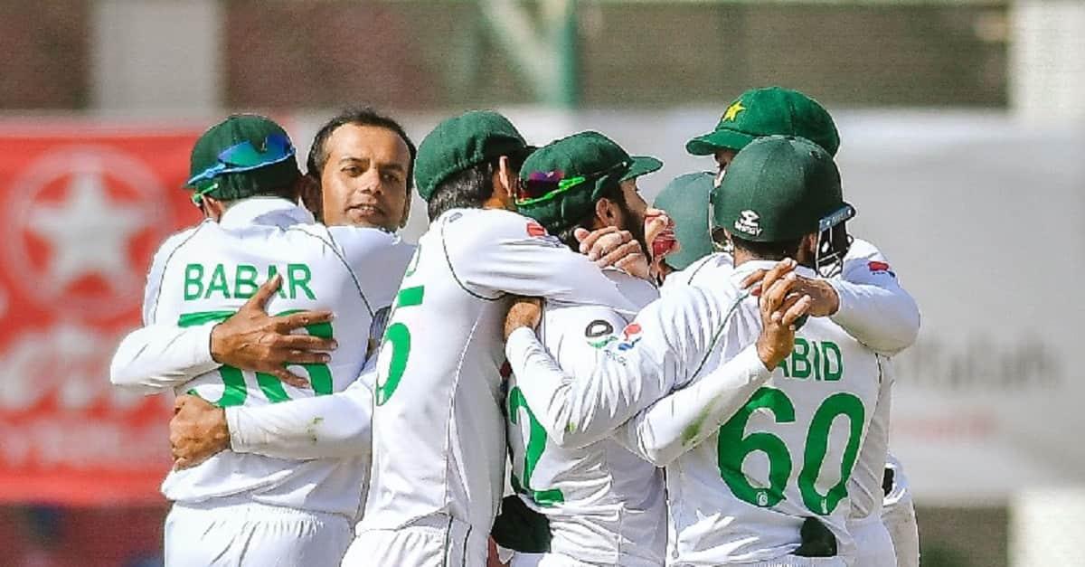 Pakistan beat south africa by 5 wickets in Karachi test